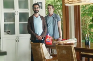 Procter & Gamble Airs Gay Themed TIDE Commercial In Canada