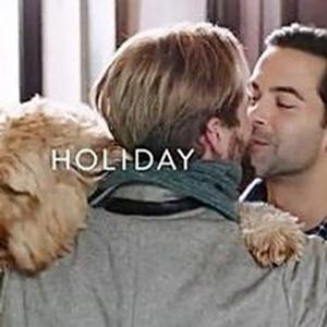 "WATCH: Nordstrom Holiday Ad Features Gay Male Kiss – ""The Homecoming"""