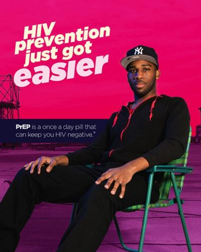 Outreach to At-Risk LGBT Groups: HIV and STD Prevention and Anti-Tobacco Campaigns