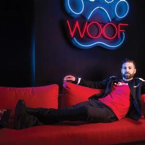Intimate Time With SCRUFF Founder Johnny Skandros