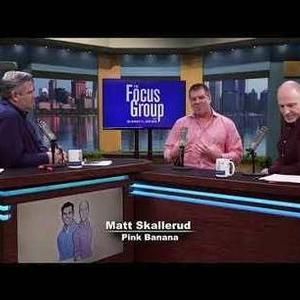 VIDEO: Focus Group Radio with Matt Skallerud / Pink Banana Media and the #ILoveGay Network