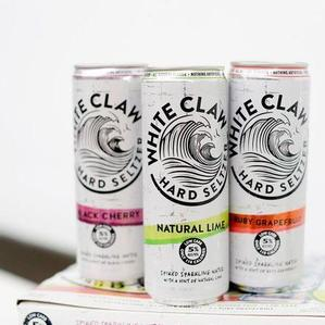 The key to White Claw's surging popularity: Marketing to a post-gender world